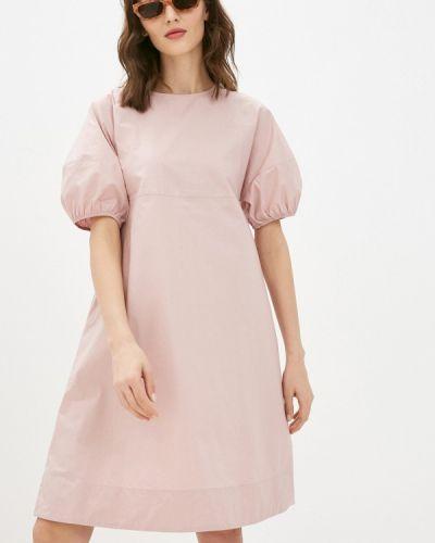 Повседневное розовое платье Savage