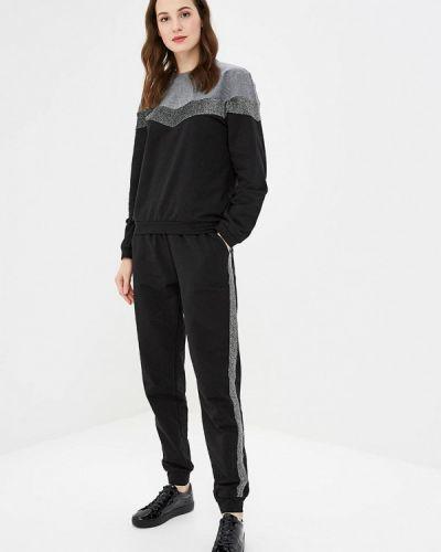 Спортивный костюм черный Milanika