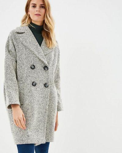 Пальто серое пальто Immagi