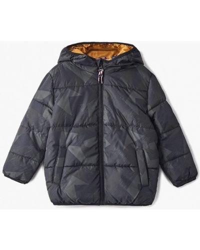 Куртка теплая черная Tom Tailor