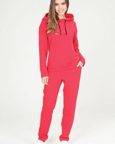 Спортивный костюм красный Kotis Couture