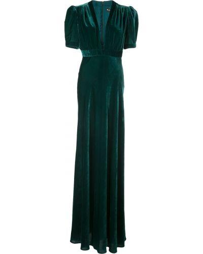Платье мини с V-образным вырезом на молнии Jill Jill Stuart