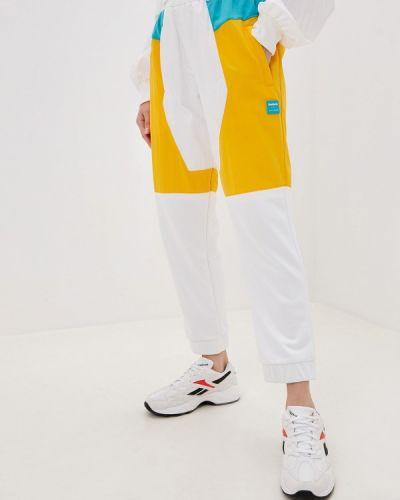 Спортивные брюки классические белые Reebok Classics