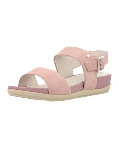 Różowe sandały Stonefly