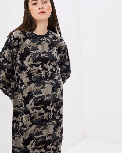 Платье платье-толстовка весеннее Vis-a-vis
