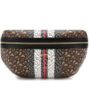 Поясная сумка среднего размера коричневый Burberry