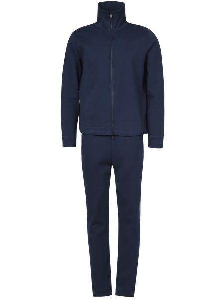 Синий спортивный костюм Bogner