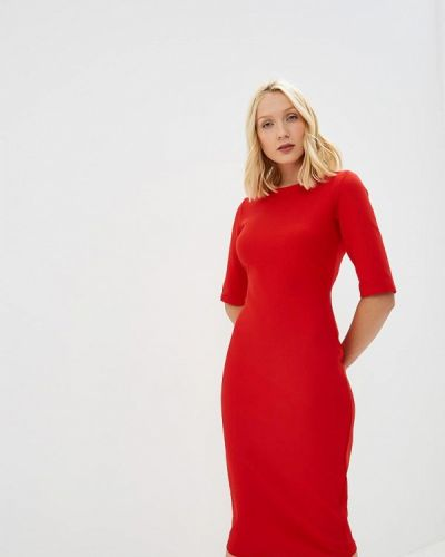 Платье с длинными рукавами осеннее Adl