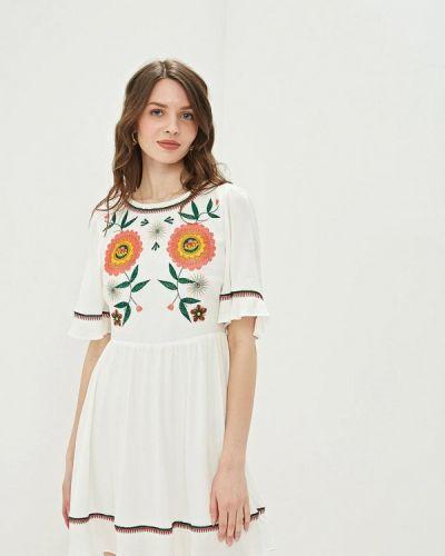 Платье весеннее прямое Glamorous