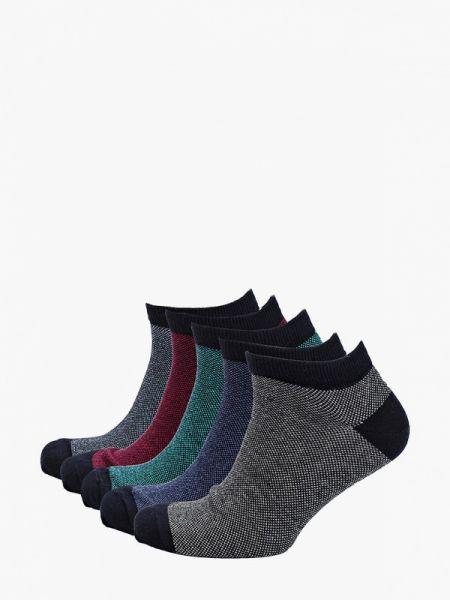 Красные укороченные носки Marks & Spencer