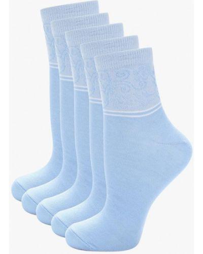 Голубые носки Alla Buone