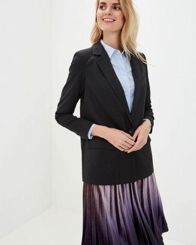Пиджак черный Mirrorstore