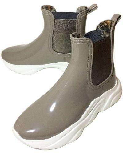 Ботинки сетчатые - бежевые Realpaks