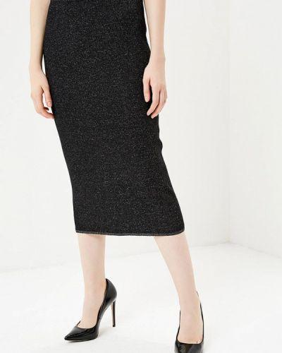Черная юбка Gaudi