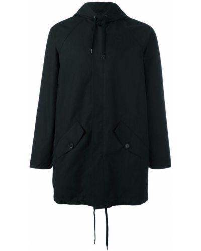 Куртка с капюшоном черная на молнии A Kind Of Guise