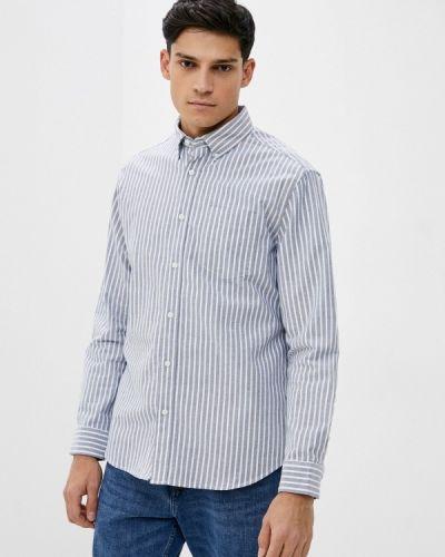 Серая рубашка с длинными рукавами Marks & Spencer