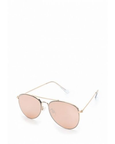 Солнцезащитные очки авиаторы Topshop