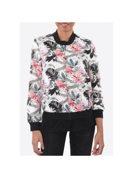 Куртка с рисунком с цветочным принтом Kaporal