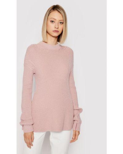Różowy sweter Liviana Conti