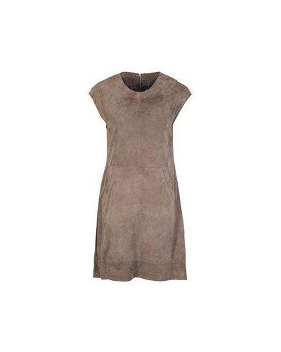Платье бежевое Eleventy