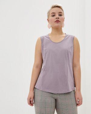 Топ - фиолетовый Darissa Fashion