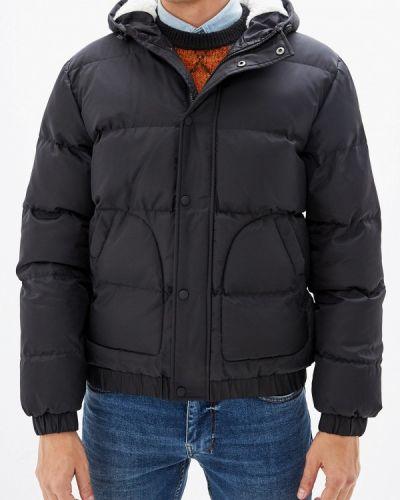 Утепленная куртка - черная Shine Original