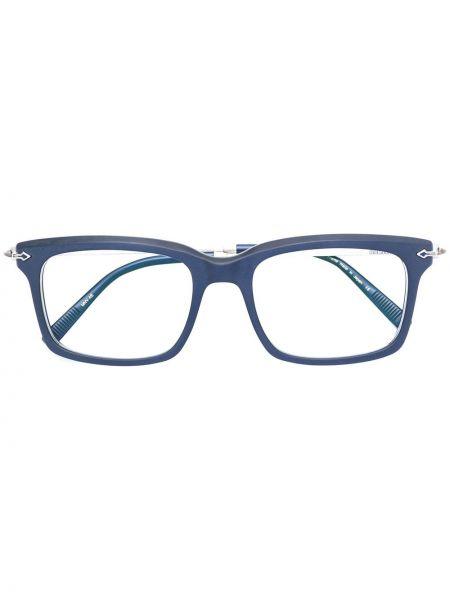 Niebieskie okulary Matsuda