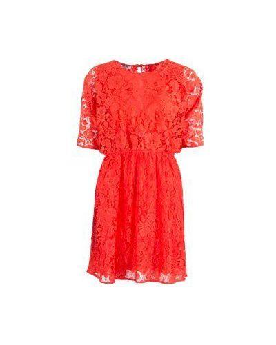 Вечернее платье - красное Moschino Cheapandchic