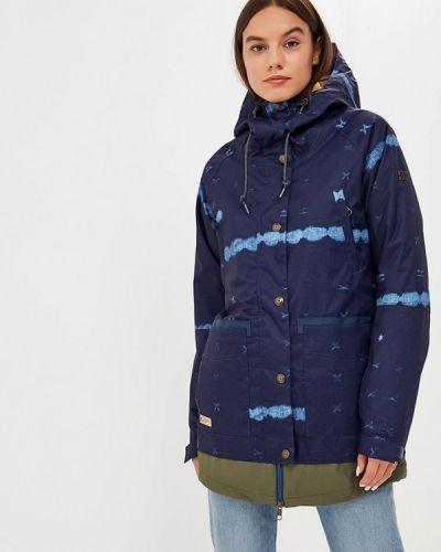 Горнолыжная куртка осенняя синий Dc Shoes