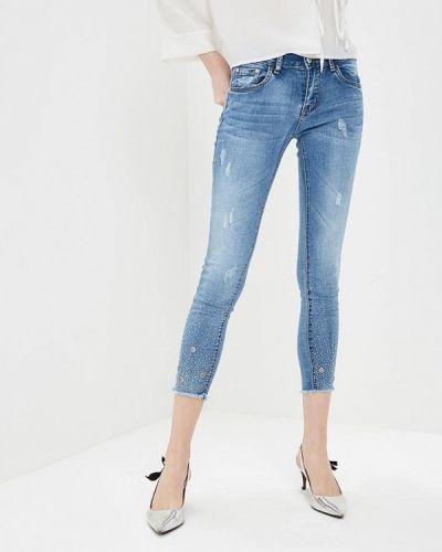 Голубые джинсы Regular