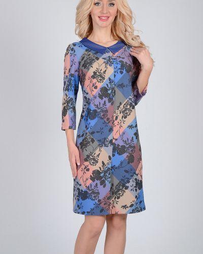 Платье со складками на молнии Open Fashion Premium
