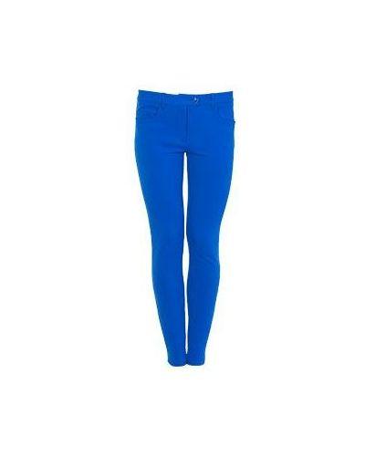 Летние брюки синие Boutique Moschino