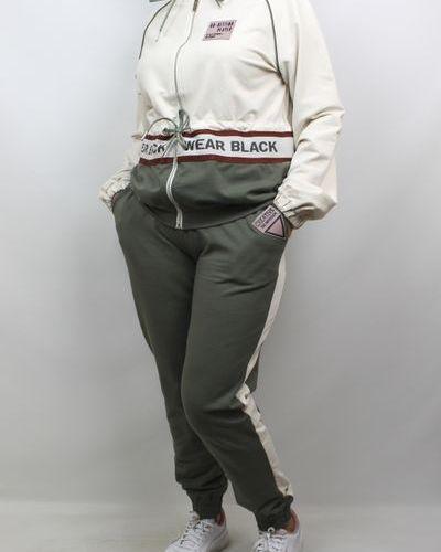 Спортивный костюм - хаки Sogo
