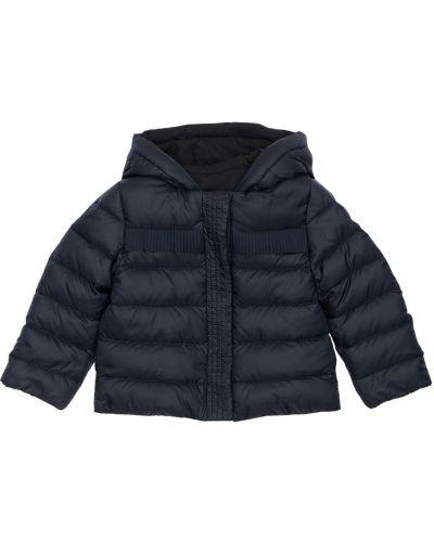 Bawełna bawełna kurtka prążkowany Moncler
