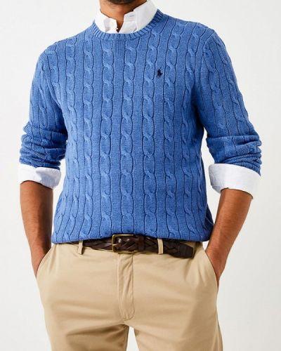Голубой джемпер Polo Ralph Lauren