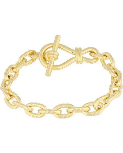 Złota bransoletka ze złota pozłacana Missoma