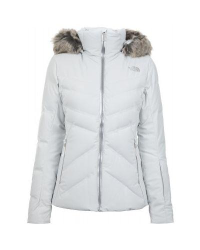 Зимняя куртка с капюшоном спортивная The North Face