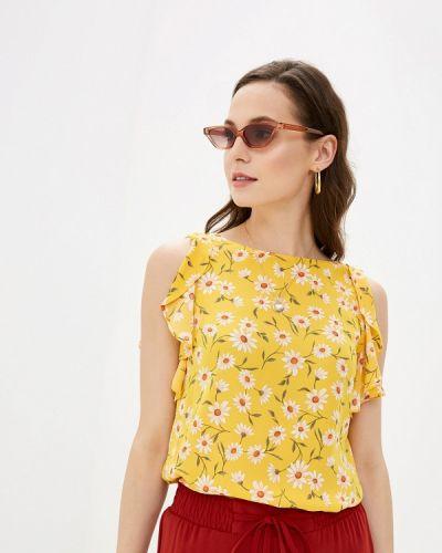 Желтая блузка Dorothy Perkins