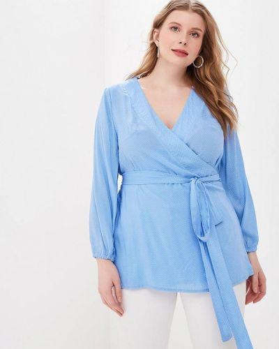 Блузка - голубая Tutto Bene Plus