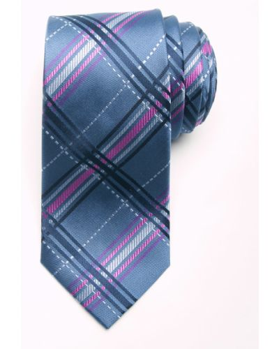 Синий галстук Ken Scott