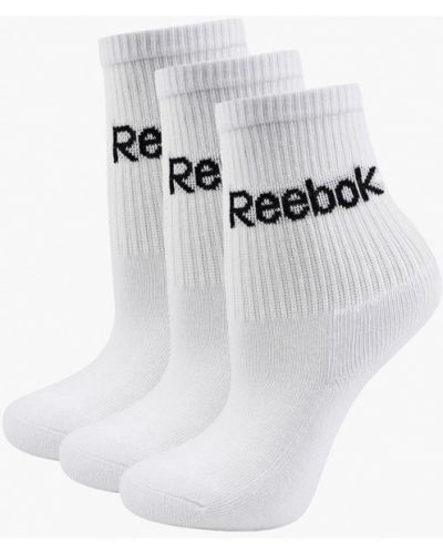 Носки белые Reebok