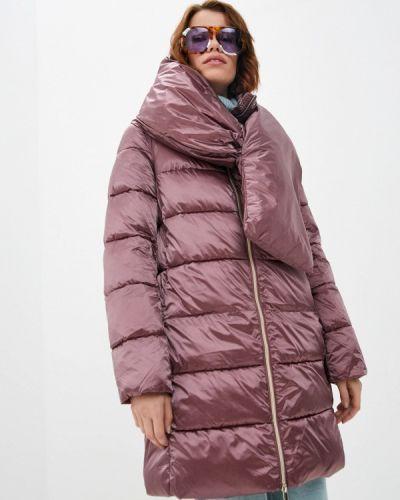 Утепленная куртка - розовая Madzerini