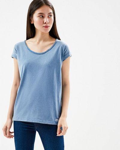 Голубая футболка Billabong