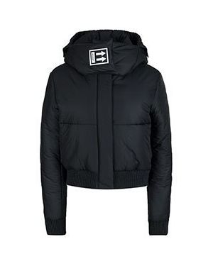 Куртка черная Off-white