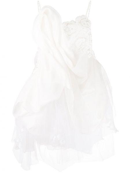 Свадебное платье с вышивкой с бисером Loulou