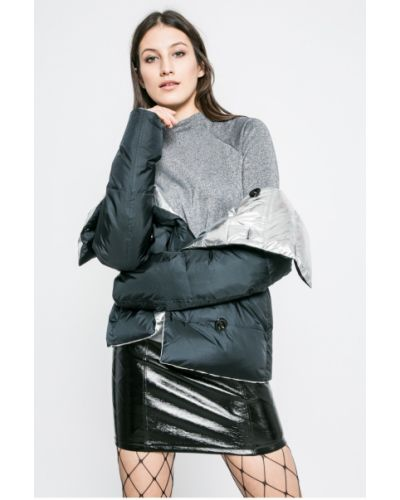 Стеганая куртка на пуговицах с карманами Diesel