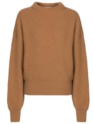 Brązowy sweter wełniany Cordova