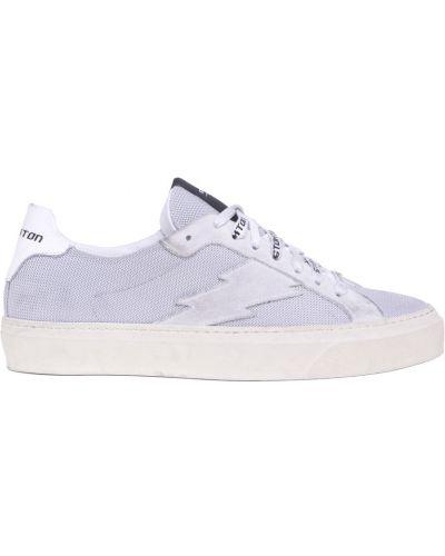 Szare sneakersy Stokton