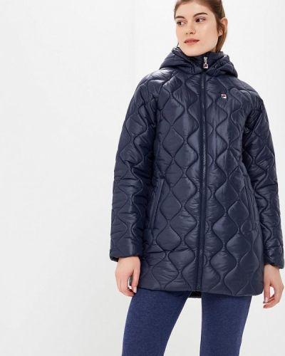 Утепленная куртка осенняя демисезонная Fila