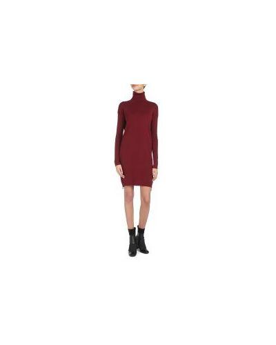 Бордовое платье Michael Kors